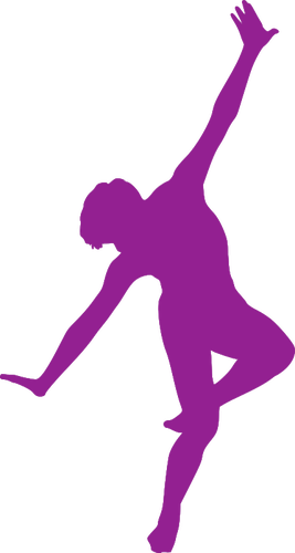 267x500 9087 Male Dancer Silhouette Clip Art Public Domain Vectors