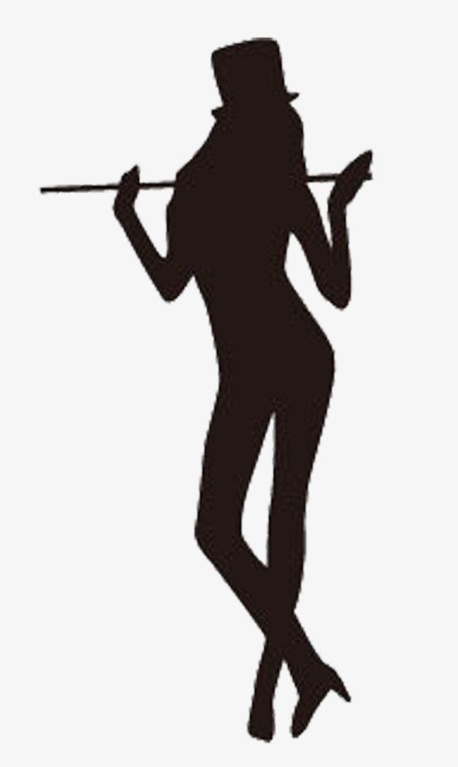 650x1088 Hop Jazz Dancer Silhouette, Jazz, Dance, Dancing Png Image