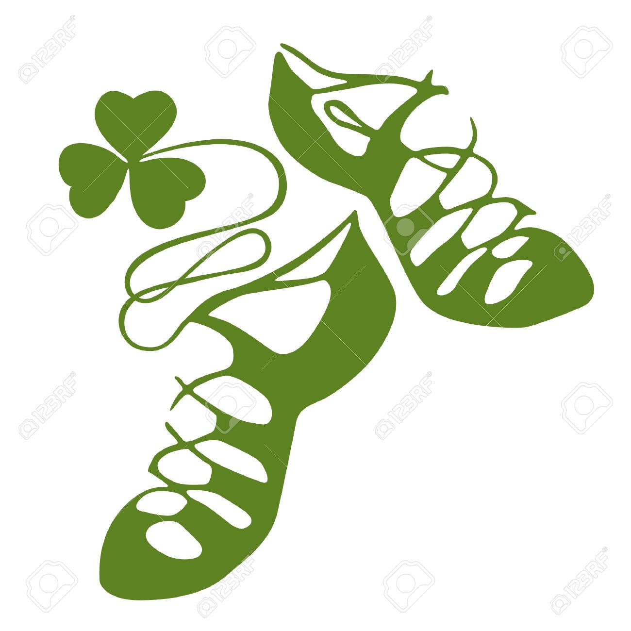 1300x1300 Irish Dancer Silhouette Clip Art 101 Clip Art
