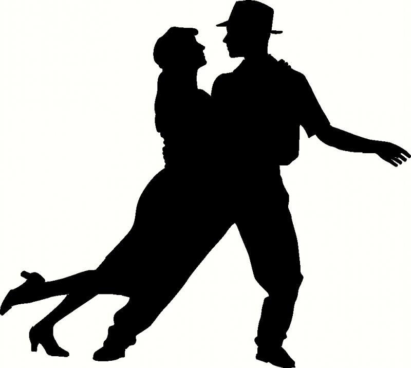800x716 Dancing Couple Silhouette Clip Art 101 Clip Art