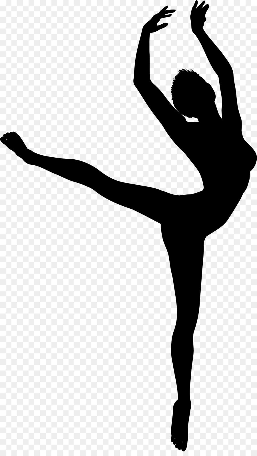 900x1600 Ballet Dancer Silhouette Clip Art