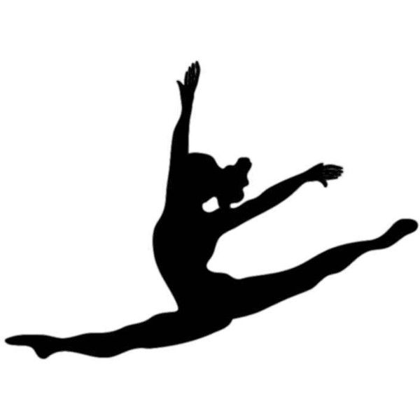 dancer silhouette transparent background at getdrawings com free