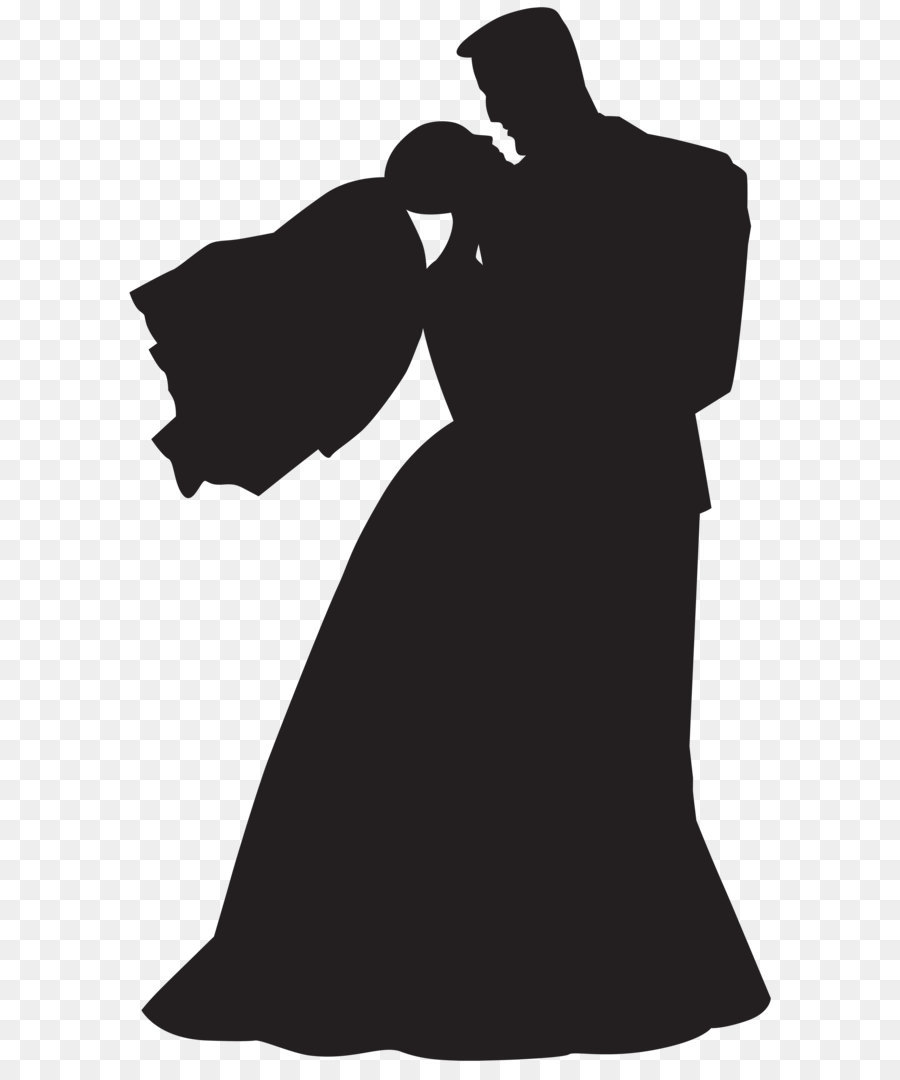900x1080 Dance Silhouette Couple Clip Art