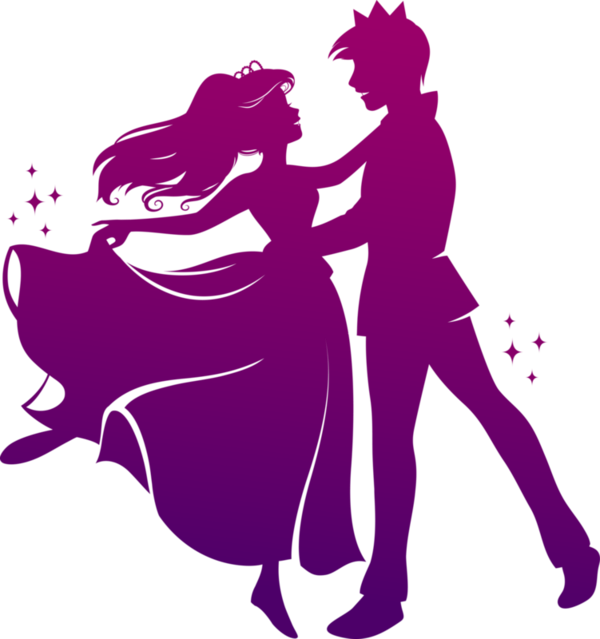 600x639 Forgetmenot Dance Couples Silhouettes