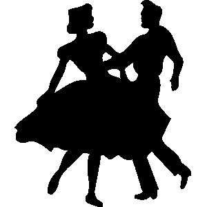 300x300 Clipart Of People Dancing