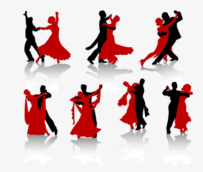 650x551 Dancing Silhouette Png Images Vectors And Psd Files Free