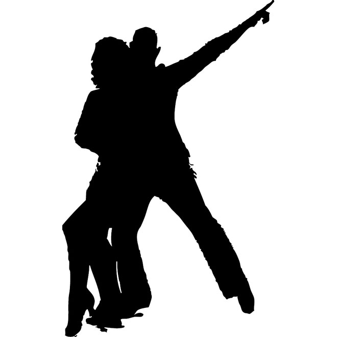 Dancing Silhouette Png