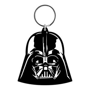 300x300 Official Star Wars Darth Vader Helmet Rubber Keyring Keychain