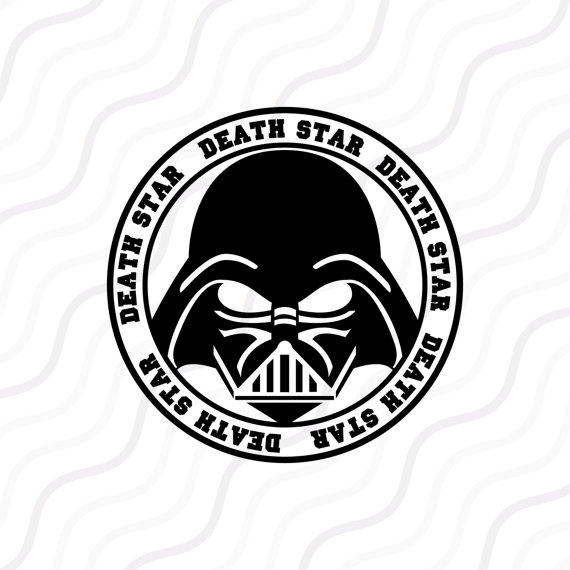 570x570 Darth Vader Svg, Star Wars Svg, Star Wars Silhouette Svg Cut Table