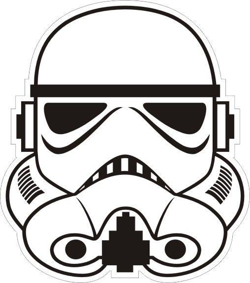 508x576 Darth Vader Helmet Clipart