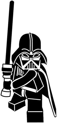236x503 Decalcomanie Da Muro Di Star Wars Darth Vader Wall Art Boys
