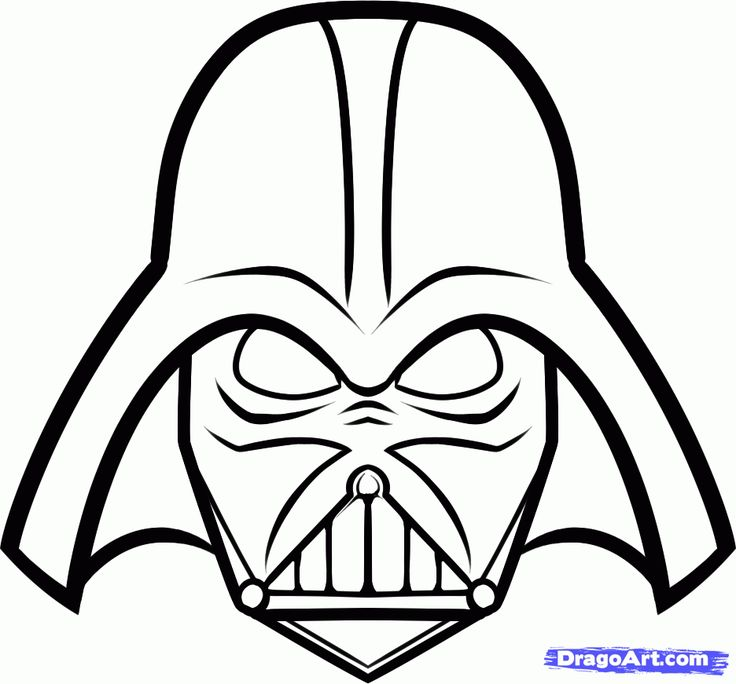 darth vader mask silhouette at getdrawings com free for personal rh getdrawings com darth vader clipart png darth vader clip art free