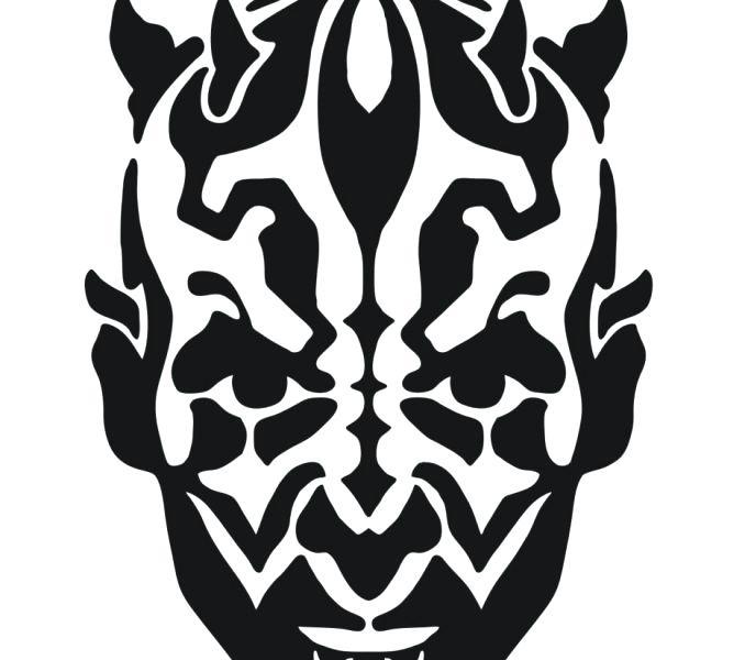 678x600 Images Of Maul Mask Printable Template Free Printable Templates