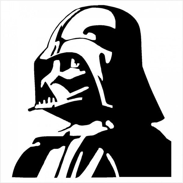 600x600 Darth Vader 1 Geeky Embroidery Ideas Darth Vader