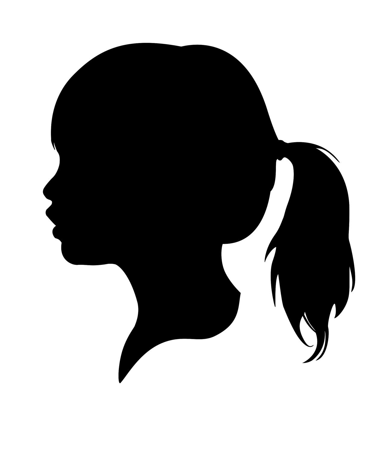 1286x1500 Vader Profile Silhouette