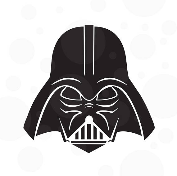 570x564 Darth Vader Svg Starwars Svg Darth Vader Svg Files