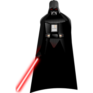 300x300 Darth Vader Clipart, Cliparts Of Darth Vader Free Download (Wmf