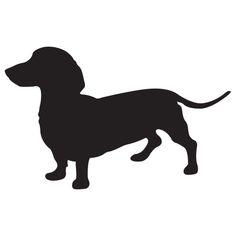 236x236 Gallery For Gt Weiner Dog Stencil Doxies Dog
