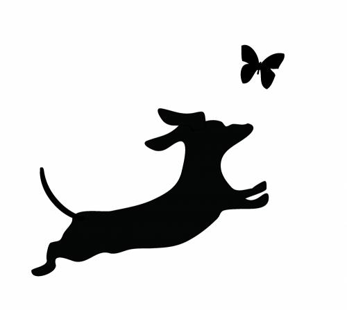 500x447 Regal Dachshund Logo Design Contest Tattoo Logo