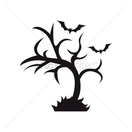 450x450 Free Dead Tree Stock Vectors Stockunlimited