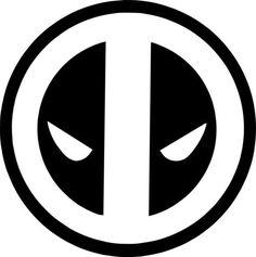 236x237 Deadpool Logo 1 Fill By Mr Droy Cake Ideas