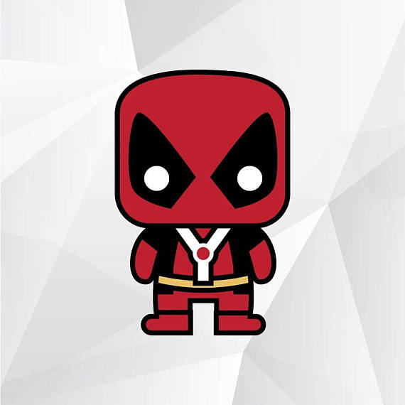 570x570 Deadpool Svgpngjpgepsdeadpool Clipart
