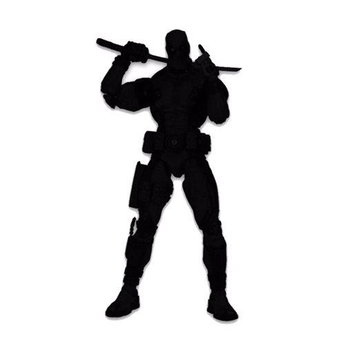 500x500 Deadpool 12 Scale Action Figure