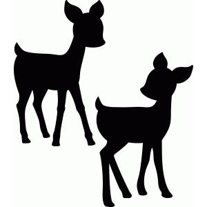 300x300 Baby Deer Clipart Clipartpen