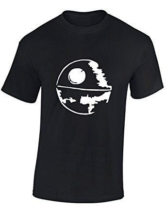 342x437 Death Star Silhouette Star Wars Inspired Gift For Men Amp Teenagers