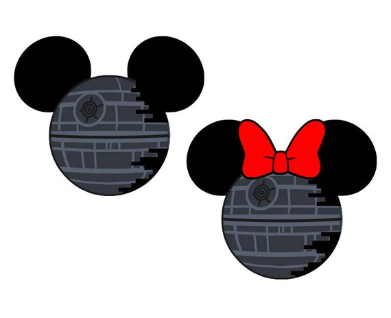 570x464 Death Star Svg Star Wars Svg Disney Svg Mickey Mouse Svg