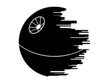 340x270 Death Star Vinyl Etsy