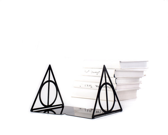 Deathly Hallows Silhouette