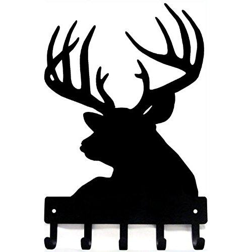 500x500 Buck Silhouette