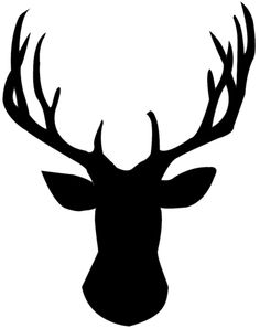 deer clipart silhouette at getdrawings com free for personal use rh getdrawings com buck silhouette clip art big buck clipart