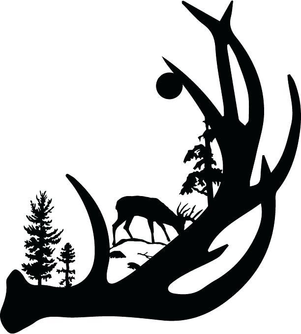 612x678 Deer Metal Wall Art Deer Head Metal Wildlife Wall Yard Art Outdoor