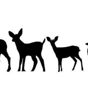 300x300 Deer Family Etsy Au