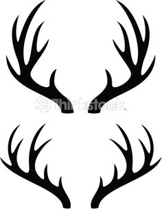 deer head silhouette template at getdrawings com free for personal