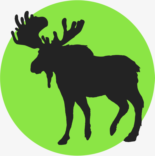 650x651 Old Deer Head, Nordic Deer Head, Deer Head, Northern Europe Png