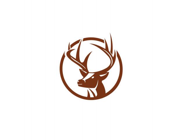 626x483 Deer Head Logo And Icon Element Vector Premium Download