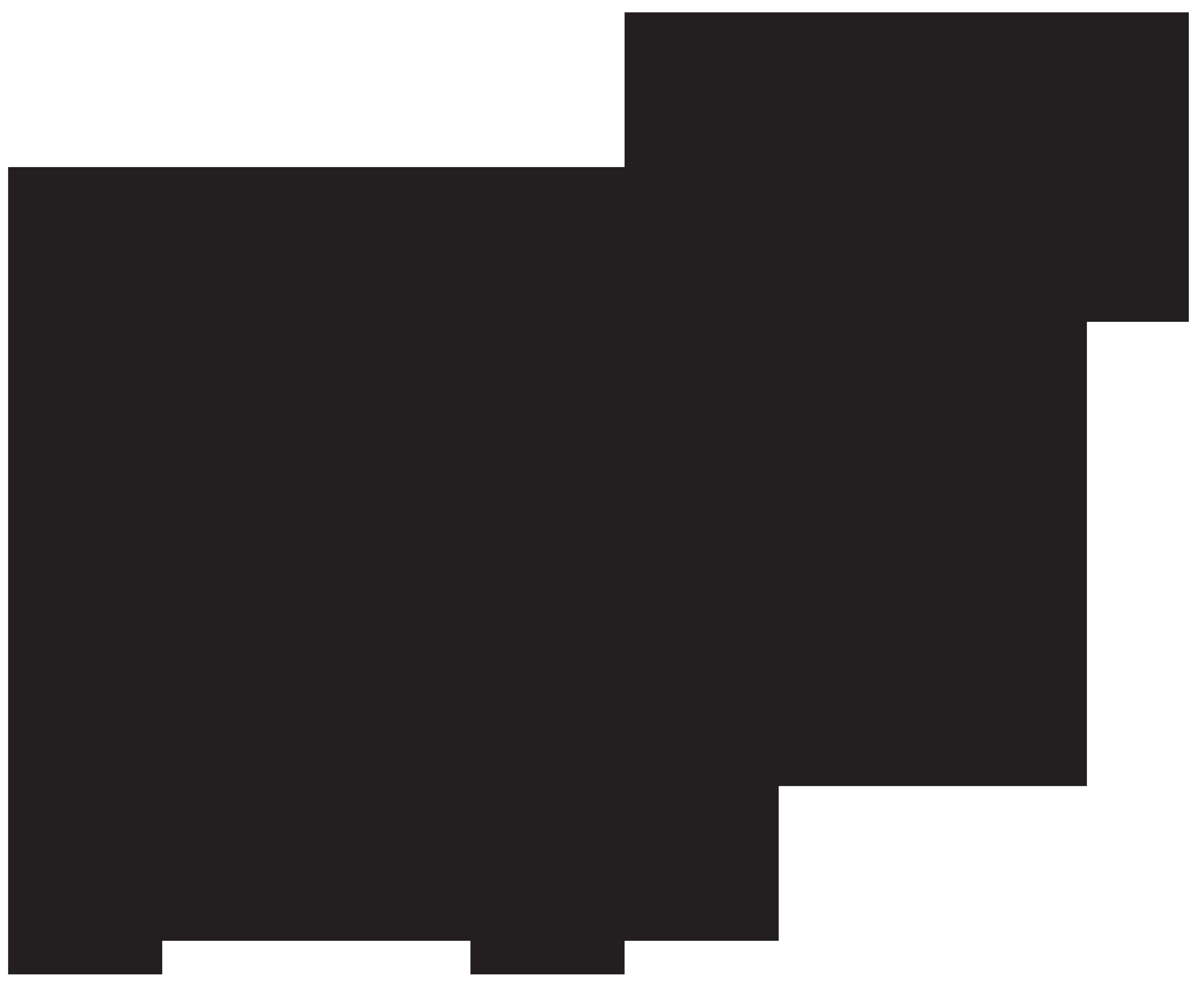 Deer Silhouette Png at GetDrawings.com | Free for personal use Deer ...
