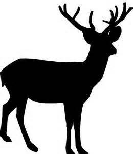 Deer Silhouette Svg