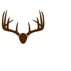 300x300 Brown Deer Skull Mount Clipart, Cliparts Of Brown Deer Skull Mount