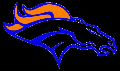 464x275 Denver Broncos Logo, Free Logos