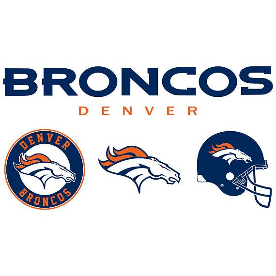 570x570 Denver Broncos Svg Broncos Clipart Denver Svg Denver Silhouette