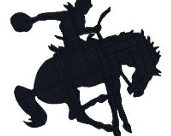 340x270 Bronco Horse Etsy