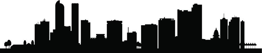 919x186 Clip Art Denver Skyline Denver City Skyline Silhouette