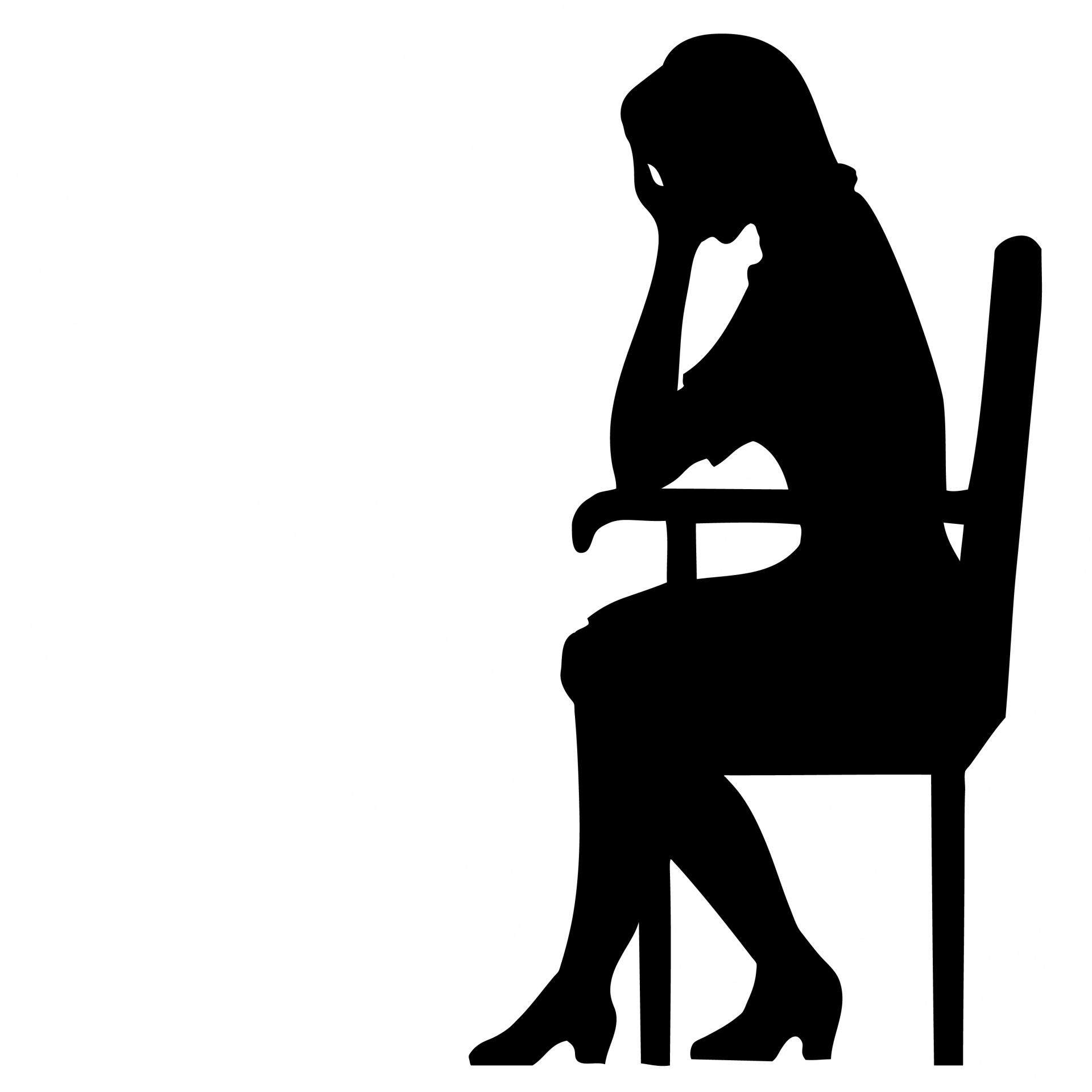 1920x1920 Depressed Woman Free Stock Photo