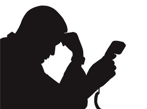 300x224 Depressed Treatment May Be A Phone Call Away Shots