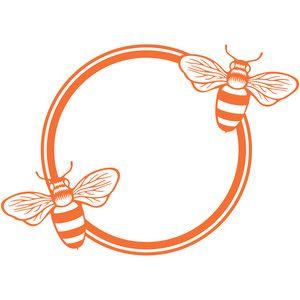 300x300 34 Best Vinyl Birds Images On Bees, Bee Silhouette