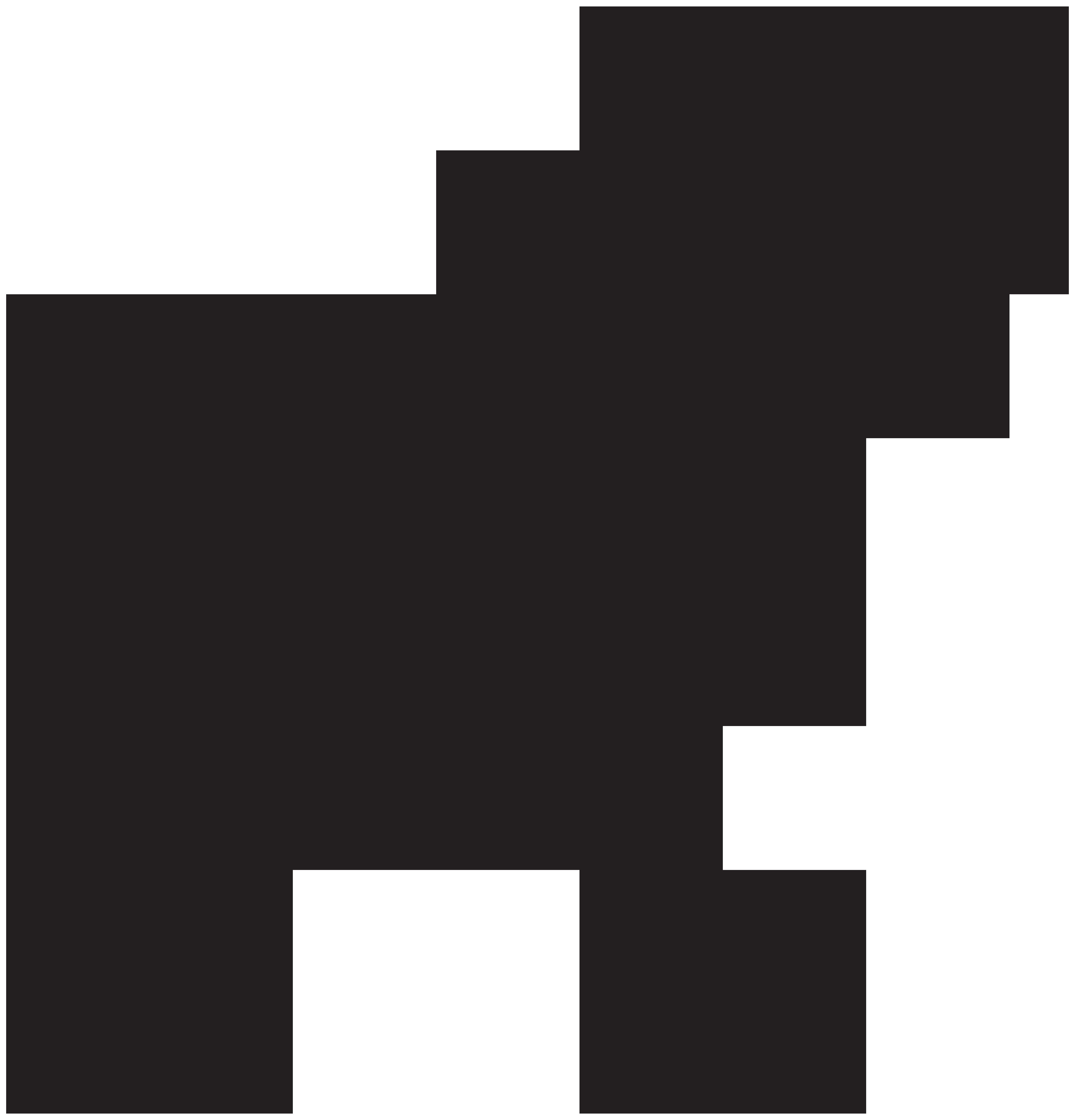 7680x8000 Sheep Silhouette Clipart